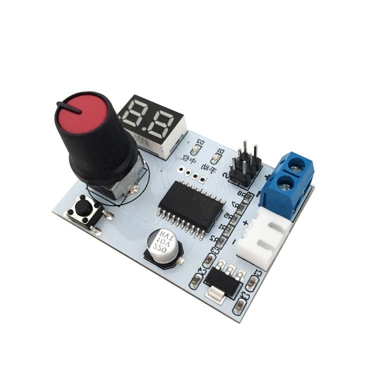 Simple servo tester voltage display function servo tester 2in1 motor ...