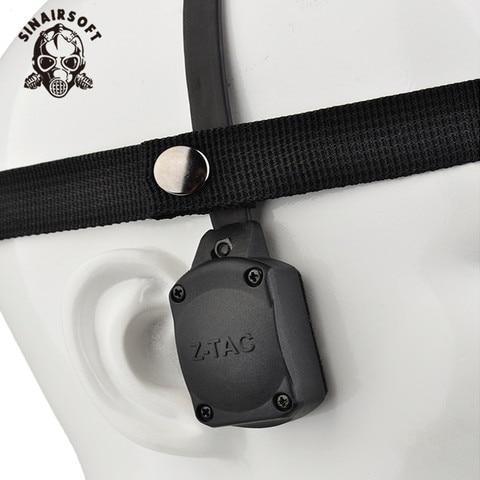 sinal mh180 v sistema tatico sniper fone caca headsets