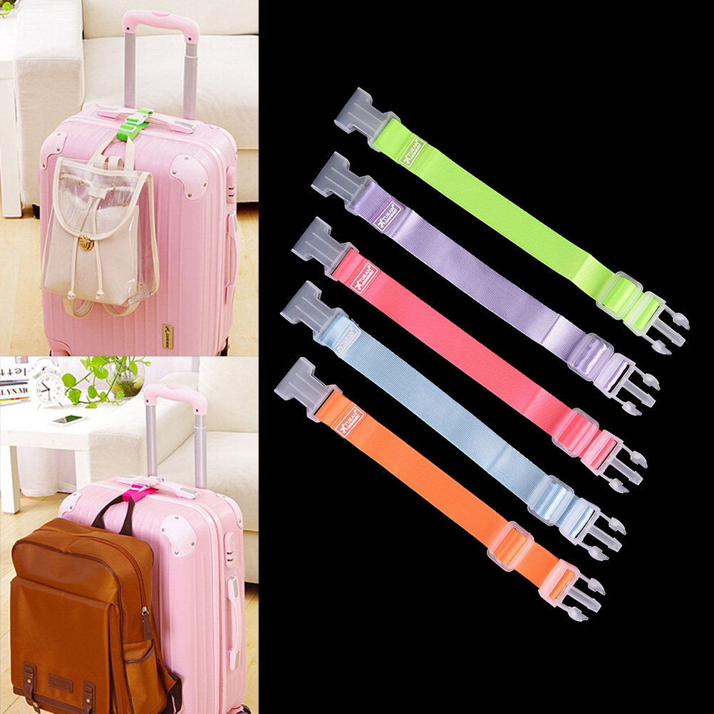 Travel Luggage Label Straps Suitcase Tags Luggage Tags