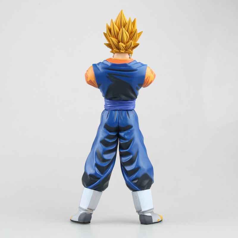 Vegetto Bola Dragão anime japonês figuras de ação & toy figuras Kakarotto Vegeta PVC Coleção Modelo para o melhor presente de aniversário