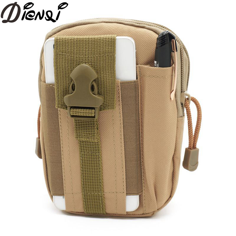 DIENQI 2017 Mini Size Multifunction Men Canvas Bags Waist Packs Bag For Male Waterproof Bag Strong Fabric Fanny Pack Bag YW048 mlf mlf1015 casual multifunction canvas waist bag for men black
