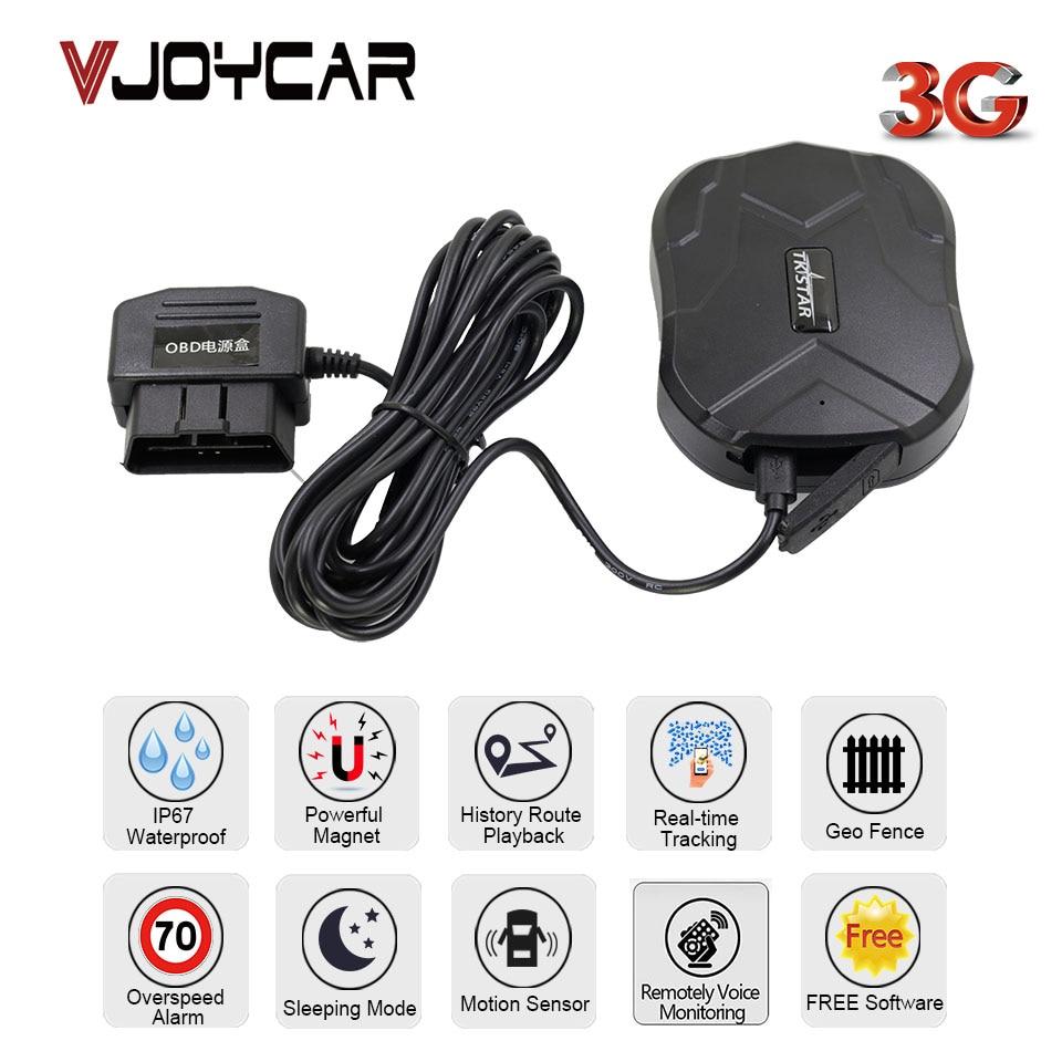 TKSTAR TK905 5000 mAh traqueur de voiture GPS 3G 4G longue durée de vie de la batterie aimant étanche GSM GPS LBS logiciel de suivi APP