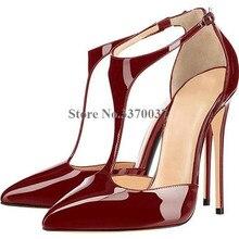 Burgundy All'ingrosso Shoes Acquista Galleria Basso A Wedding QCdstrh