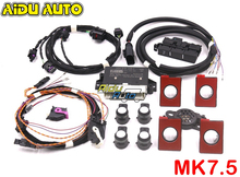For VW Golf 7.5 MK7.5 Park Pilot Parking Front Update 4K UPGRADE to 8K PDC OPS KIT 5QA 919 294 C 5QA919294C