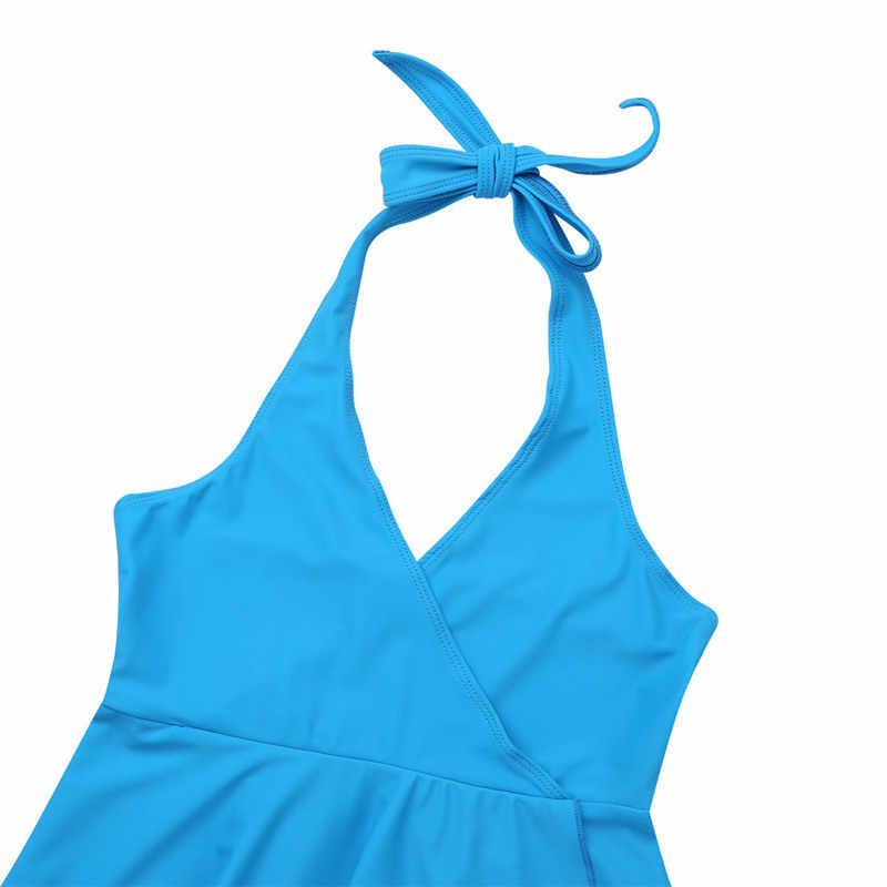 ... Feeshow Girls Lyrical Ballet Dance Costumes Girls Halter V Neckline  Dress Dance Performance Tutu Costumes Girl ... cb04cfc8670e
