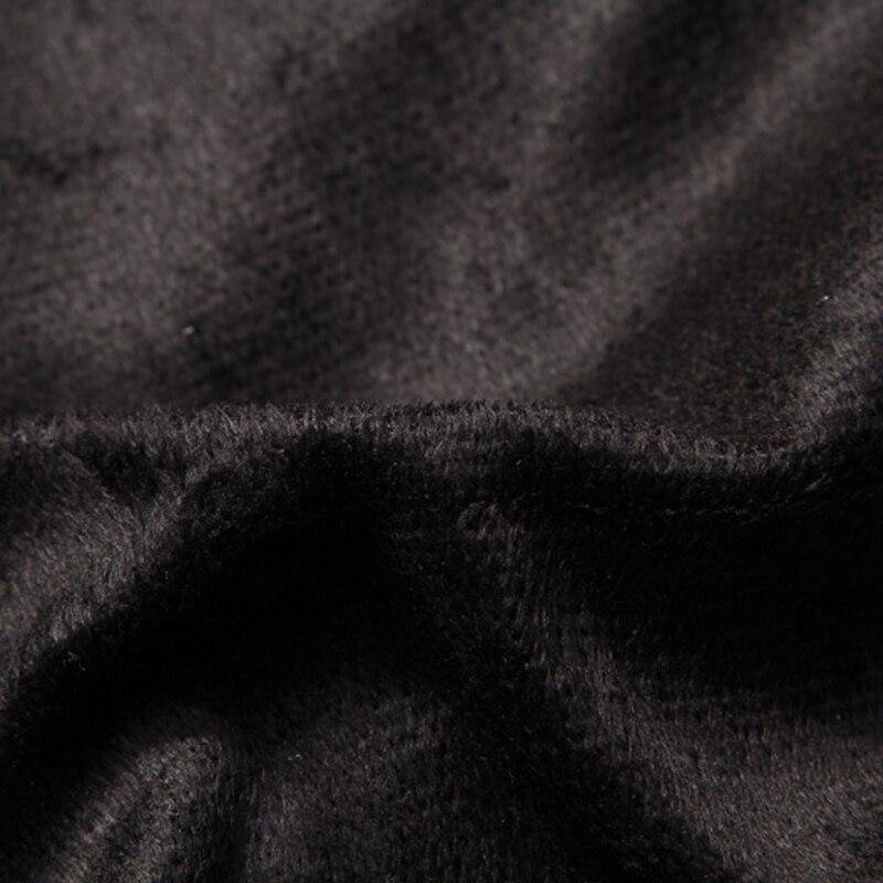 DHfinery invierno chaqueta de cuero de los hombres de pie delgado - Ropa de hombre - foto 6