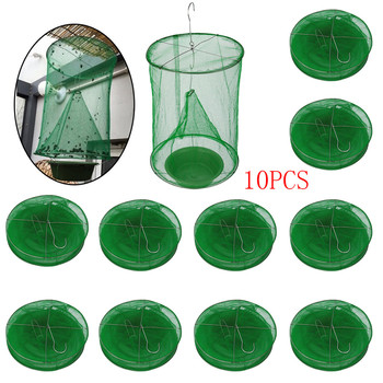 New Flycatcher Mosquito Trap Catcher The Ultimate Red Drosophila Fly Trap Top Catcher Fly Wasp Insect Bug Killer image