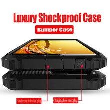 Luxury Armor Shockproof Bumper Case On For Xiaomi Mi 9 SE Mi