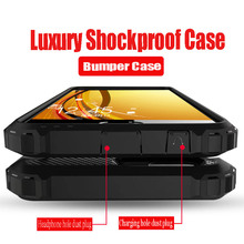 Luxury Armor Shockproof Bumper Case On For Xiaomi