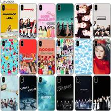 Lavaza Mamamoo KPOP Fall für iPhone X 8 7 6 6S Plus 5 5S SE(China)