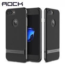 オリジナルrock高級ロイス電話ケース7/7プラスカバーpc + 質感tpuアーマーためiPhone7ケースなめらか