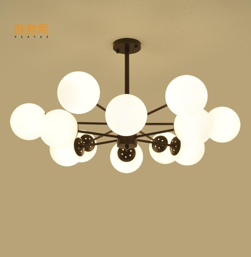 Люстры, антикварная Бра Тиффани света стекла для спальня гостиная потолочных светильников