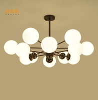 Chandeliers Antique Lamp Sconce Tiffany Light Glass For Bedroom Living Room Ceiling Fixtures