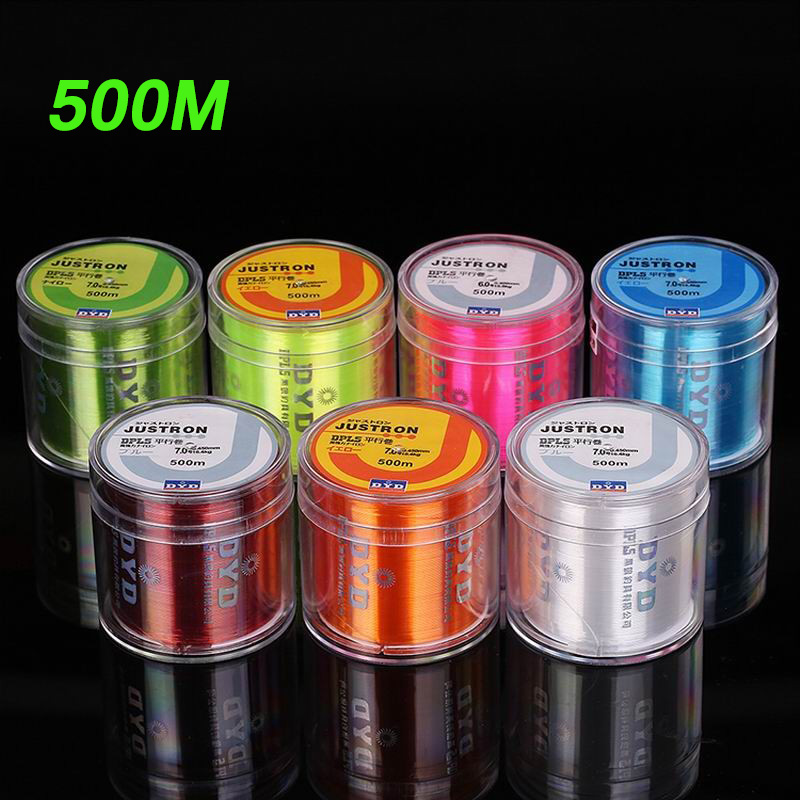 500m Daiwa  Fishing Line Nylon Super Strong Z60 Series Japan Monofilament Fishing Line 500m Fishing Line Without Package Box