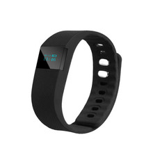 TW64 smart bracelet step counter anti-lost Bluetooth sports health monitoring  fitness Bluetooth sports hot smart wearable цена