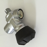 Good Quality 30Mpa Carbon Fiber Cylinder Valve For SCBA Equipment HP 4500psi Tank Valve QF 2
