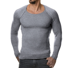 2017 New Fashion Brand Winter Men Pullover Knitted Sweater O-neck Casual Long Sleeve Warm Pullovers Male Sweaters Large size 3XL
