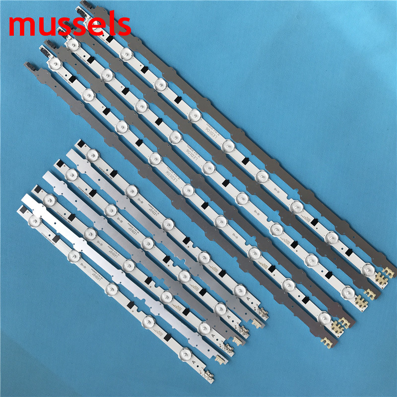 """Image 5 - LED Backlight strip For SamSung 42""""TV 14lamp 880mm D2GE 420SCB R3 D2GE 420SCA R3 2013SVS42F HF420BGA B1 UE42F5500 CY HF420BGAV1H-in Industrial Computer & Accessories from Computer & Office"""