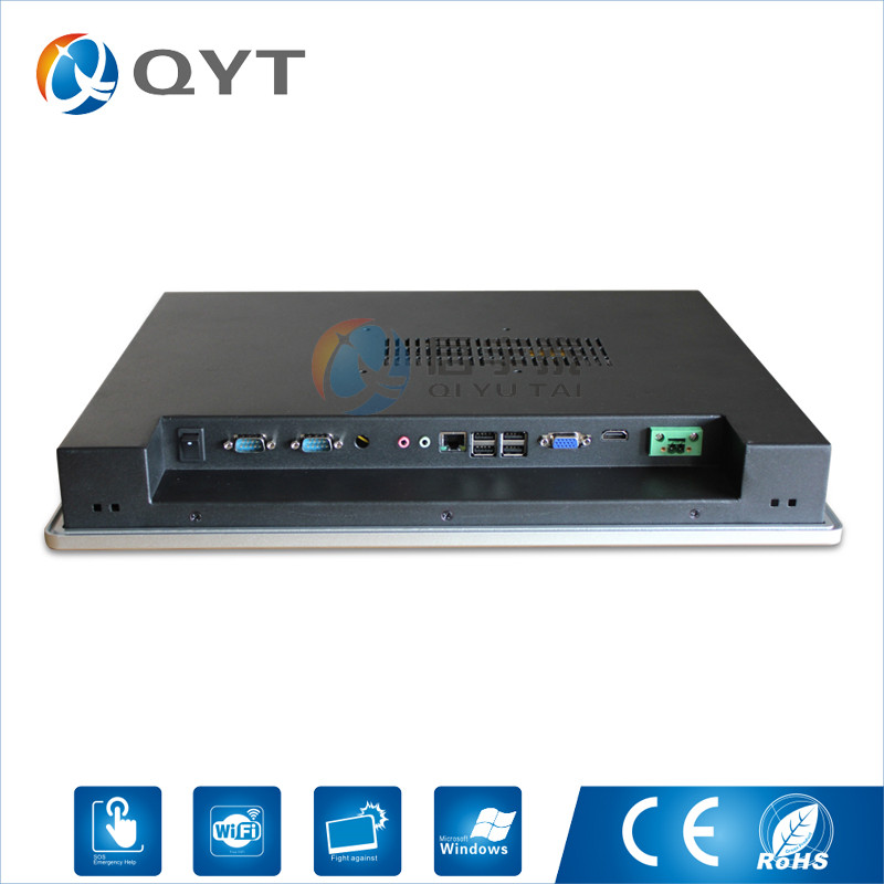 """Image 4 - Embedded panel pc intel core i3 3217U 19"""" industrial compouter Capacitive touch screen pc Resolution1280x1024 4GB DDR3 32G SSD-in Industrial Computer & Accessories from Computer & Office"""