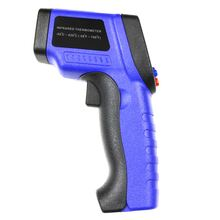 Infrared Thermometer Gun With LCD Display Temperature Meter Diagnostic Tool