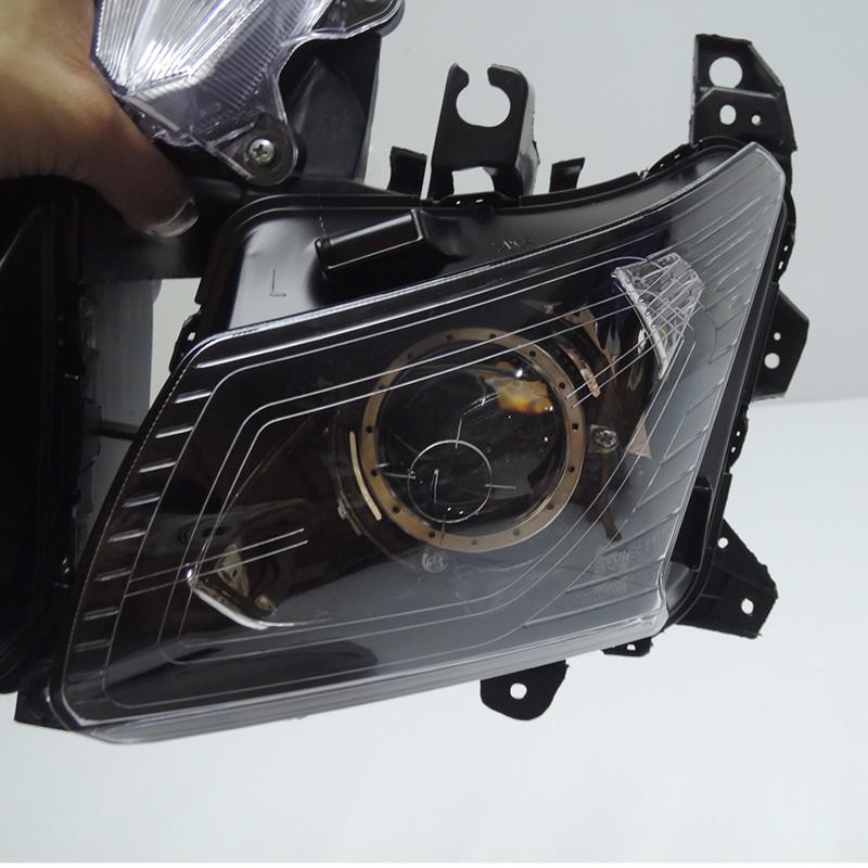 TMAX 530 2012 2013 2014 Front Headlight Head Light  Headlamp For Yamaha T-MAX530 TMAX530 2012 2013 2014 Clear (5)