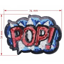 DIY Embroidery Iron On Patches