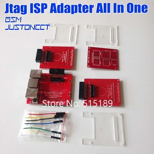 Image 5 - Newest update MOORC JTAG ISP Adapter ALL IN 1 For RIFF EASY JTAG PRO JTAG MEDUSA EMMC E MATE BOX ATF BOX