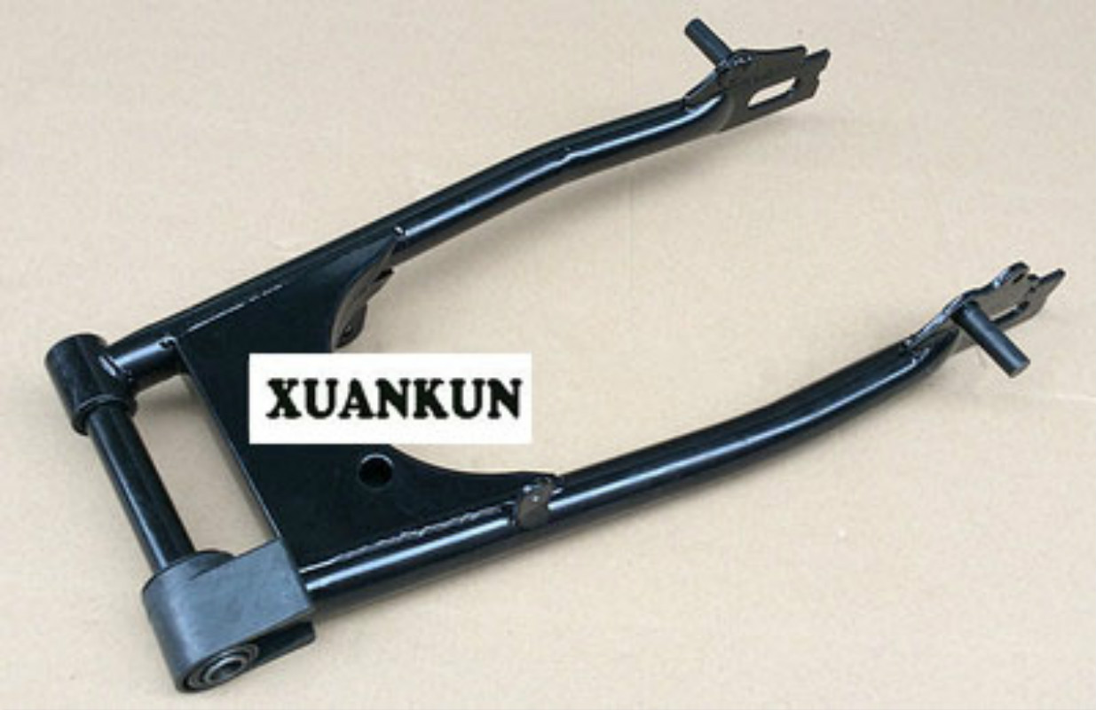 GN125 / GS125 Motorcycle Iron Fork Bracket Main Stand Side Support Brake Pedal