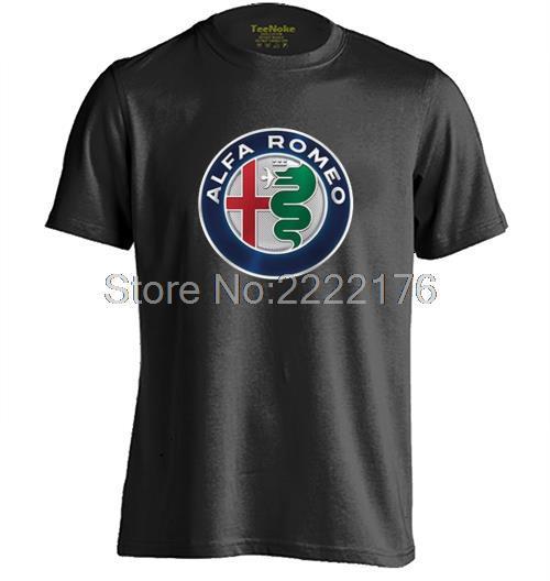 Alfa Romeo Мужская и Женская Повседневная рубашка С Коротким Рукавом