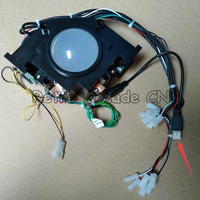 Arcade game TrackBall Tracking Ball with USB connector for classical game machine cabinet accessories for PC