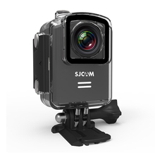 SJCAM M20 4 К 24fps Ultra HD notavek 96660 30 м Водонепроницаемый действие Камера 1.5 «Сенсорный экран дистанционного мини спортивные Камера DVR в наличии
