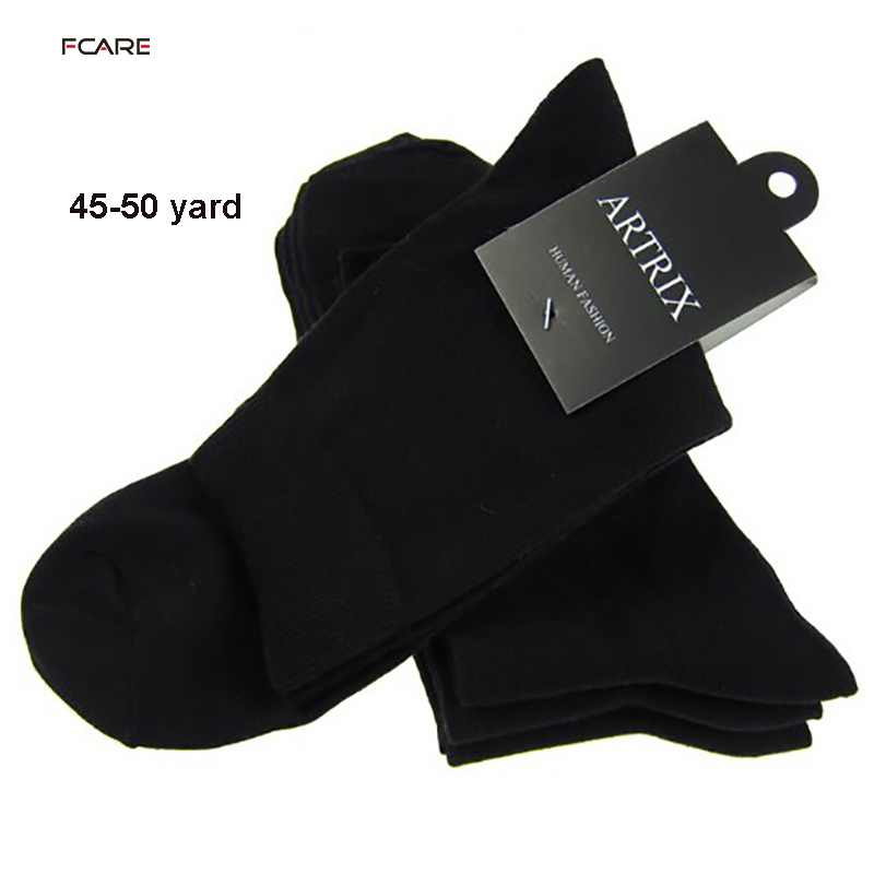 12 pieces=6pairs fashion   sock   big elite business calcetines   socks   mens dress   sock   plus size large XXXL 48, 49, 50 meias homens