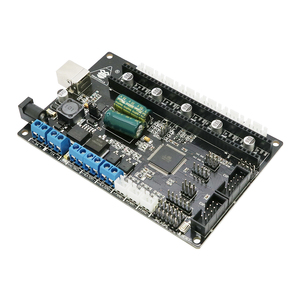 Image 4 - ANYCUBIC Motherboard 3D Printer TriGorilla Main board Compatible Mega2560 & RAMPS1.4 4 Layers PCB Controller Board for RepRap