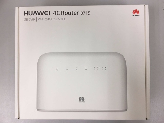 Huawei B715s-23c LTE Cat9 4G LTE Band 1/3/7/8/20/28/32/38 FDD700/800/900/1500/1800/2100/2600MHz TDD 2600MHz WiFi CPE VOIP Router