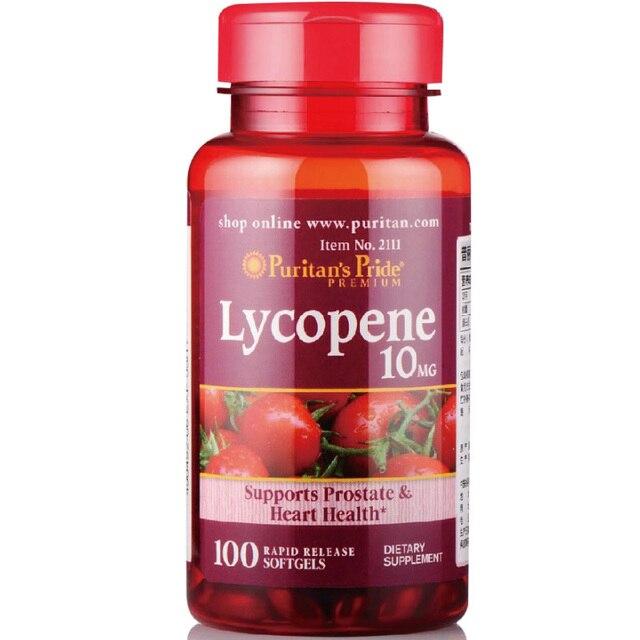 Ликопин 10 мг-100 Капсул бесплатная доставка