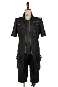 Взрослый костюм FF XV FF15 Noctis Lucis Caelum Noct для костюмированной вечеринки мужской женский костюм на заказ любой размер