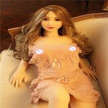 دمى الجنس 155 سنتيمتر #13 كامل TPE مع الهيكل العظمي الكبار اليابانية الحب دمية المهبل نابض بالحياة كس واقعية مثير دمية للرجال