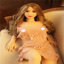 Sex Dolls 155cm #13 Full TPE with Skeleton Adult Japanese Love Doll Vagina Lifelike Pussy Realistic Sexy Doll For Men