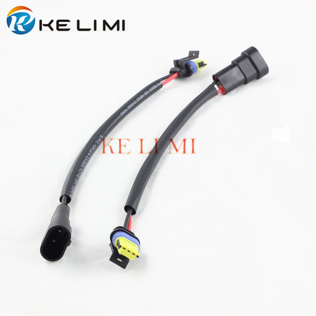 D1S D1R HID Ballast Power Cord Wiring Harness Connector Wire For D1 OSRAM Ballast Cables 2pcs_640x640 ke light wiring harness wiring diagrams led light bar wiring harness walmart at beritabola.co