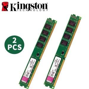 Kingston PC Modulo di Memoria RAM Memoria Desktop di DDR2 DDR3 1GB 2GB 4GB PC2 PC3 667MHZ 800MHZ 1333MHZ 16005MHZ 667 800 1333 1600 8GB(China)