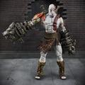 NEW hot 20 cm God of War 3 Kratos ação movable figura coleção brinquedos de presente de Natal