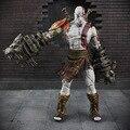 NUEVA caliente 20 cm God of War 3 Kratos movable figura de acción de recogida de juguetes de regalo de Navidad