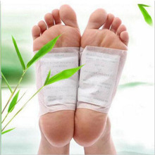 Detoxifies Slim Patch Weight Loss Foot pads Massage Feet Care Improve Sleep Natural Plant Quintessence MR005
