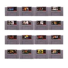 16 бит NTSC космические захватчики видеоигры картридж Консоли Карты Английский язык версия США(можно сохранить