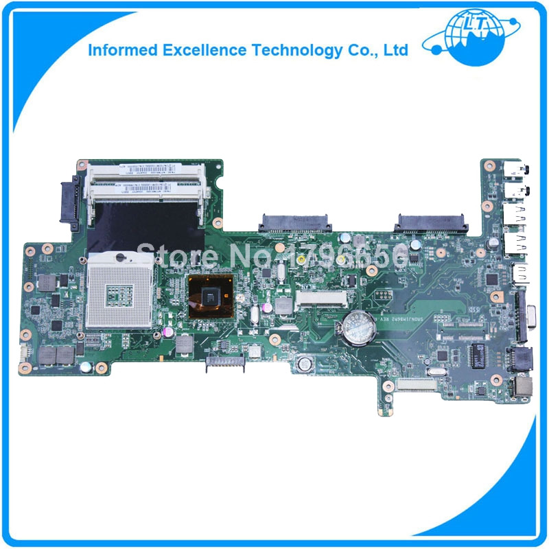 Original motherboard for asus X72F K72F mainboard REV2.0 DDR3 Integrated fully test g31 motherboard g31 dd2 ram fully integrated 3 775 needle