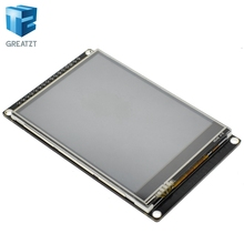 GREATZT 1PCS 3.2 inch LCD TFT with resistance touch screen ILI9341 for STM32F407VET6 development board