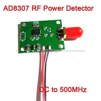 AD8307 РЧ модуль детектора мощности от постоянного тока до 500 МГц передатчик тест мощности 92dbm