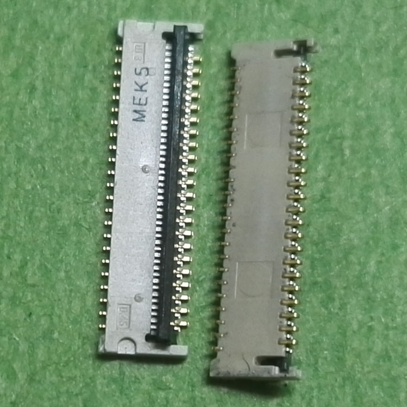 10pcs Usb charging charge charger port flex FPC connector For <font><b>Samsung</b></font> Galaxy Tab 2 10.1 <font><b>P5100</b></font> P5110 on <font><b>motherboard</b></font> board 45pin image