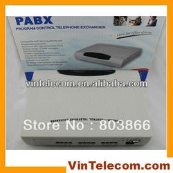 China factory VinTelecom Advanced CP208 with 2 CO line x 8 ext for SOHO office phone solution - best price