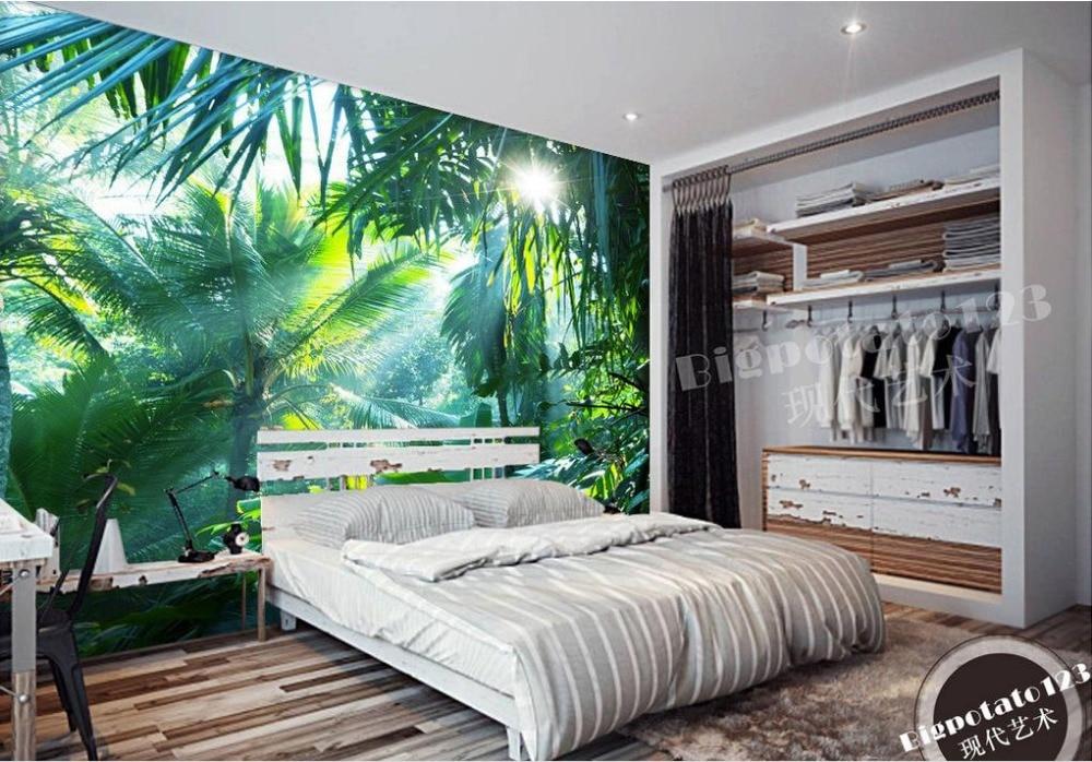 Buy custom landscape 3d wallpaper walls for 3d wallpaper for wall for living room